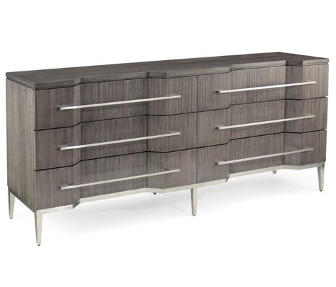 Grand Boulevard Six-Drawer Chest - John-Richard
