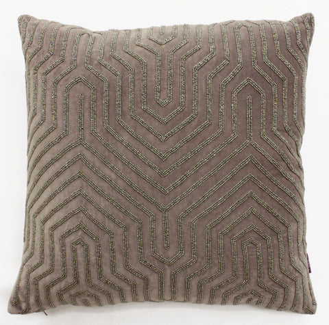 Jolfa Arrows Accent Pillow - Sabira Collection