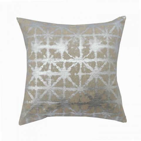 Kora Pillow Ivory 20x20 - Cloud 9 Design