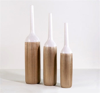 Kaylee Floor Bottles - Interlude Home