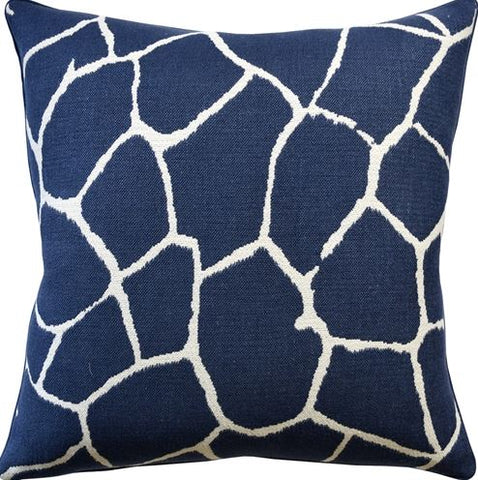 Kaliveli Navy Pillow - Ryan Studio