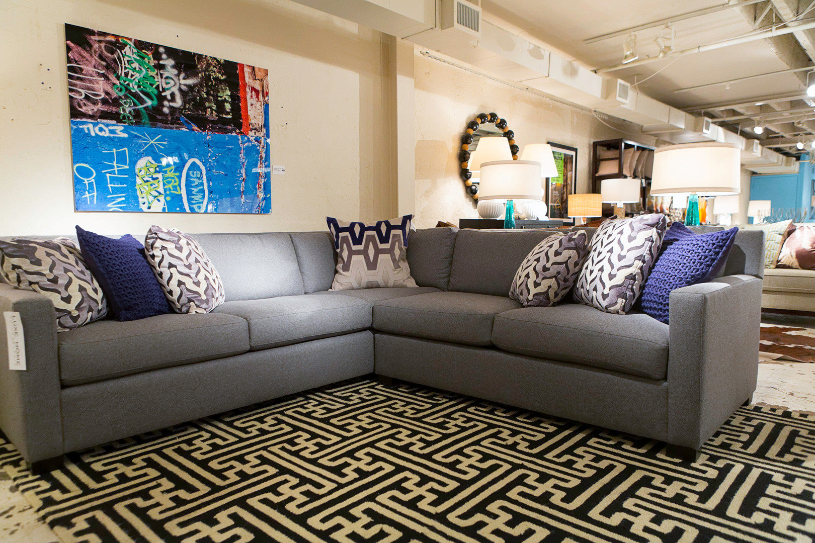 Kelsey Sectional Bernhardt Furniture
