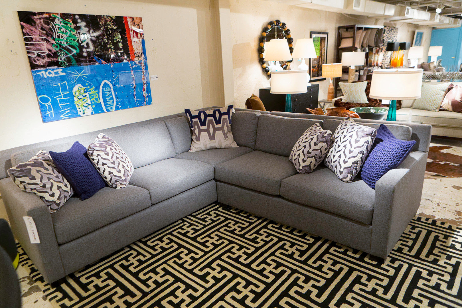 Kelsey Sectional - Bernhardt Furniture : kelsey sectional - Sectionals, Sofas & Couches