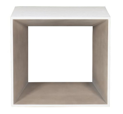 Kearny Square End Table - Bernhardt Furniture