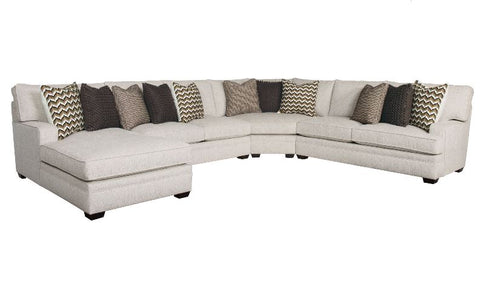 Karsten Sectional - Bernhardt Furniture