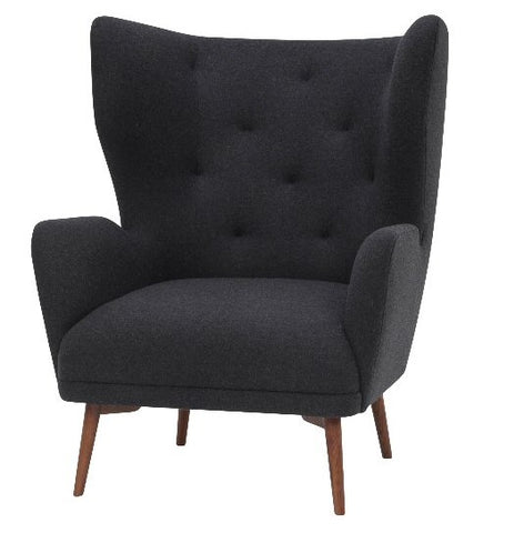 Klara Occasional Chair - Nuevo - Dark Grey