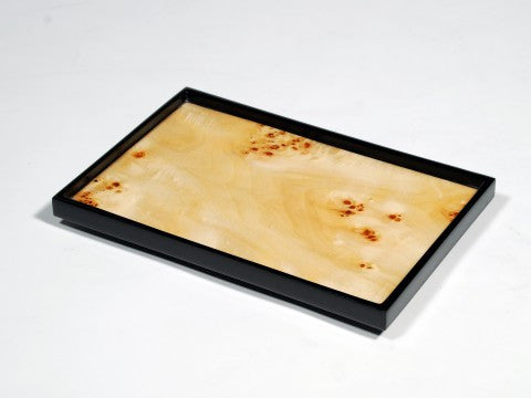 Mappa Burl Inlay Vanity Tray - Pacific Connections