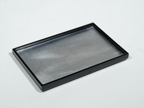 Silver Leaf Vanity Tray- Pacific Connections