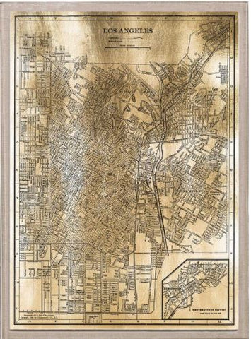 Gold City Maps - Natural Curiosities