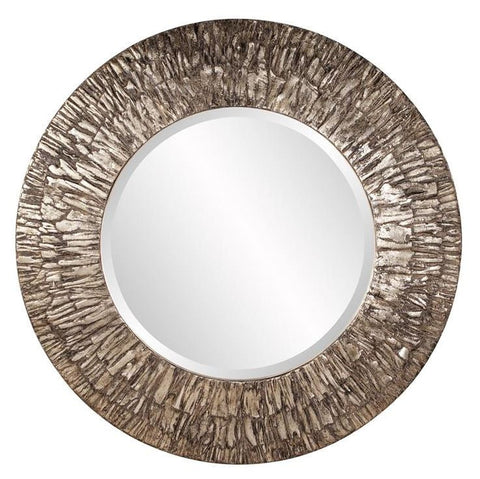 Linden Round Mirror - Howard Elliott