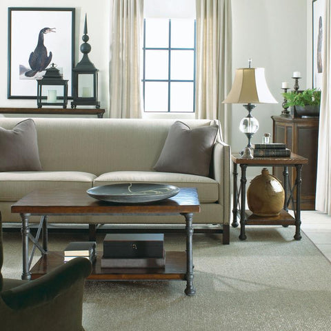Chatham Leather Sofa - Bernhardt Interiors