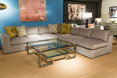 Lange Sectional - Lillian August