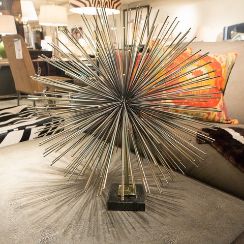 Large Boom Tabletop Sculpture - Global Views