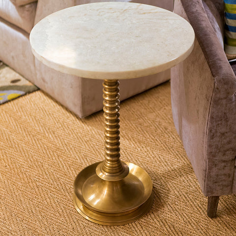 Large Ghee Side Table - Jamie Young