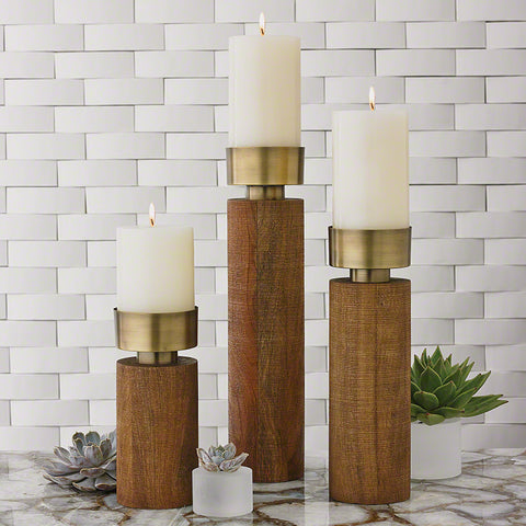 Larson Candleholder Medium - Studio A