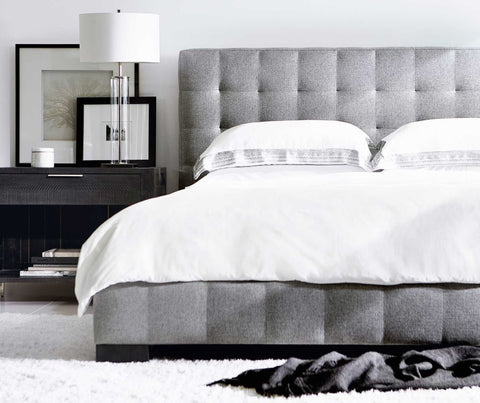 LaSalle Upholstered Bed - Bernhardt