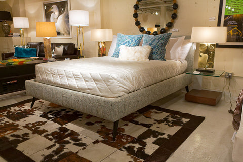 Lawrence Queen Bed - Precedent