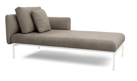 Layout Single Chaise - Barlow Tyrie