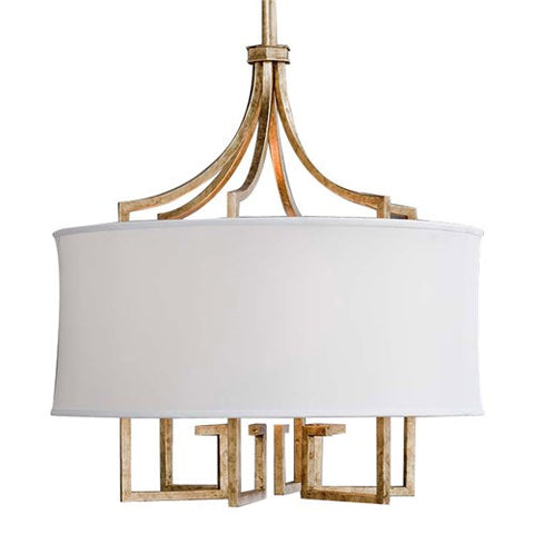 Le Chic Gold Chandelier - Regina-Andrew Design