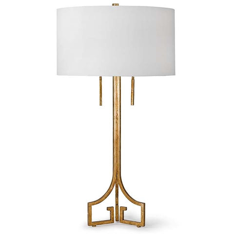 Le Chic Gold Table Lamp - Regina Andrew