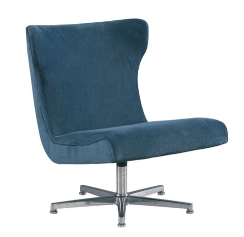 Carlo Swivel Chair - Modern Living by Lillian August