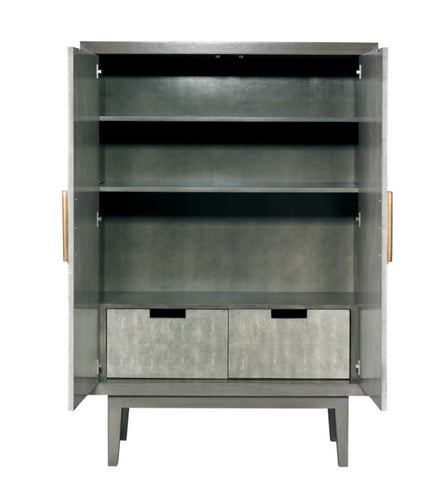 Emilia Tall Cabinet - Modern Living by Lillian August