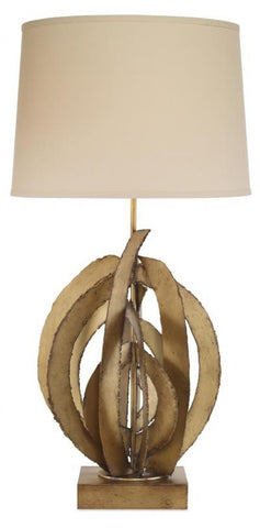 Lincoln Table Lamp - Mr. Brown