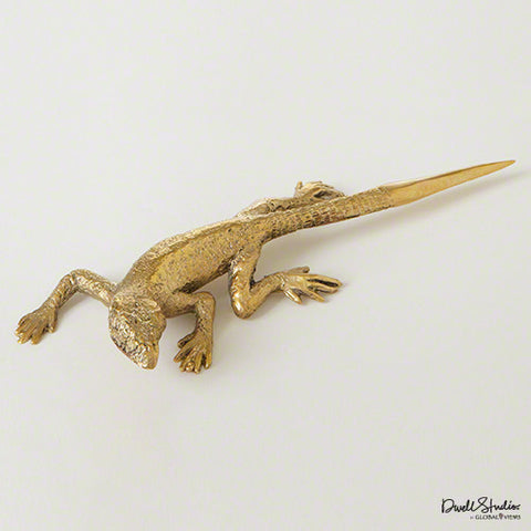 Lizard Letter Opener - Global Views