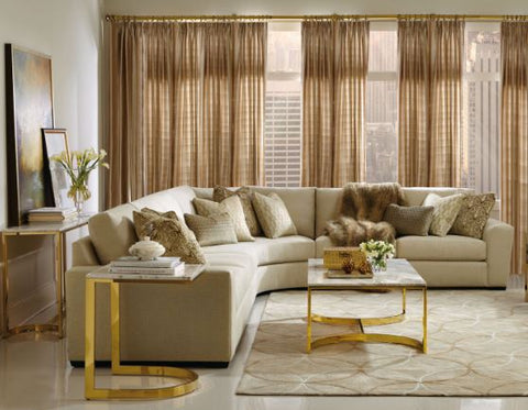Lockett Sectional - Bernhardt Furniture