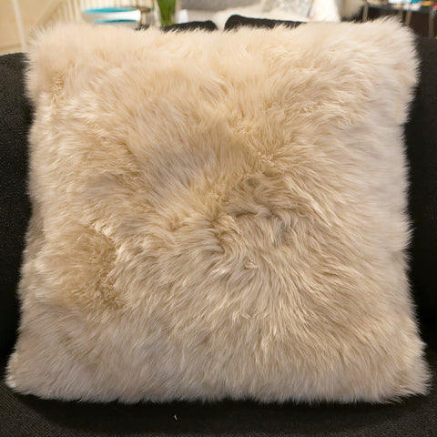 Lamb Wool Pillow 20