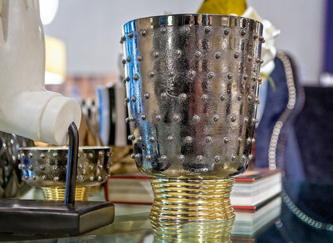 Djembe Champagne Cooler - Nima Oberoi-Lunares