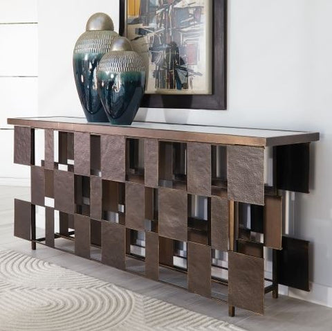 Layered Console Table - Global Views