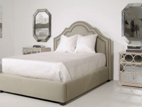 Madison Cali King Bed - Bernhardt Furniture