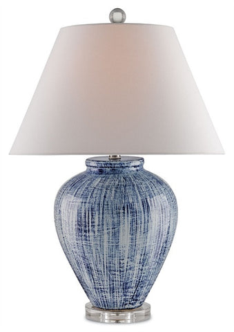 Malaprop Table Lamp - Currey & Company