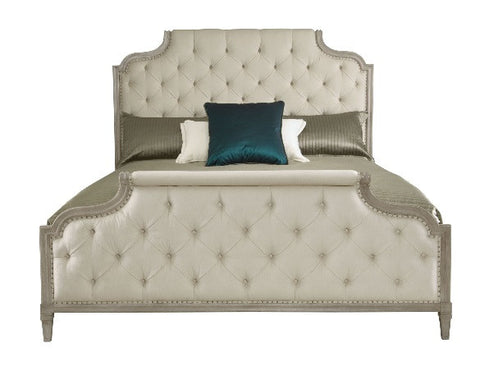 Marquesa Upholstered King Bed - Bernhardt Furniture