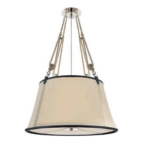 crosby collection large pendant light. Miramar Large Hanging Shade - Ralph Lauren Crosby Collection Pendant Light