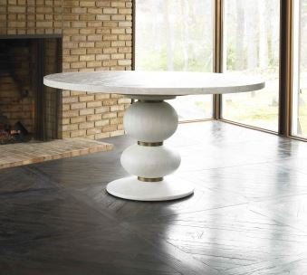Misty Dining Table - Mr. Brown London