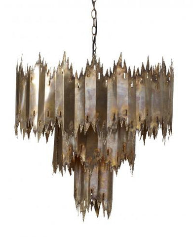 Moreland Chandelier, Large - Mr. Brown