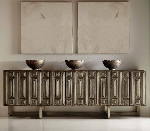 Mackintosh Entertainment Credenza - Bernhardt Interiors