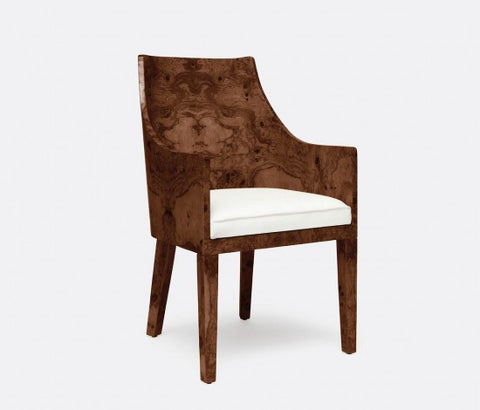 Everett Chair, Walnut - Made Goods