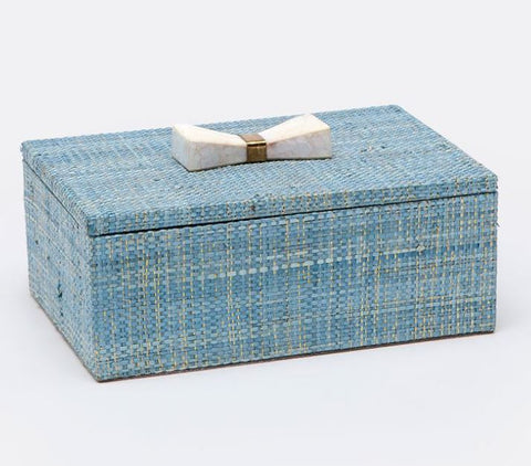 Malaret Raffia Box - Made Goods