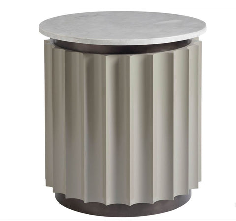 Magon Rockwell Round End Table - Universal Furniture