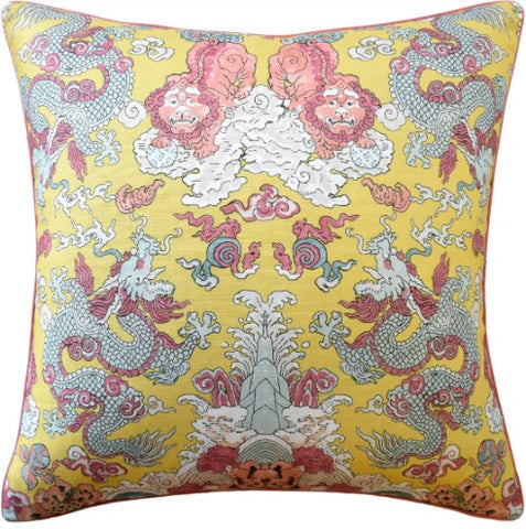 Magic Mountain Dragon Pillow - Ryan Studio