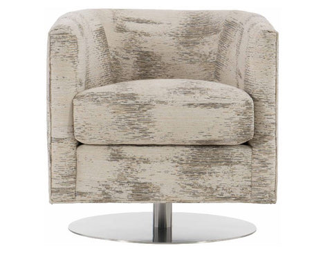 Malone Swivel Chair - Bernhardt Furniture
