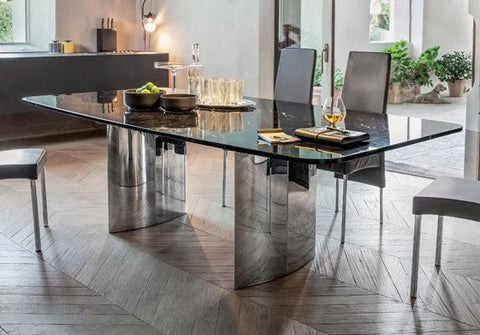 Manhattan Extending Dining Table - Tonin Casa