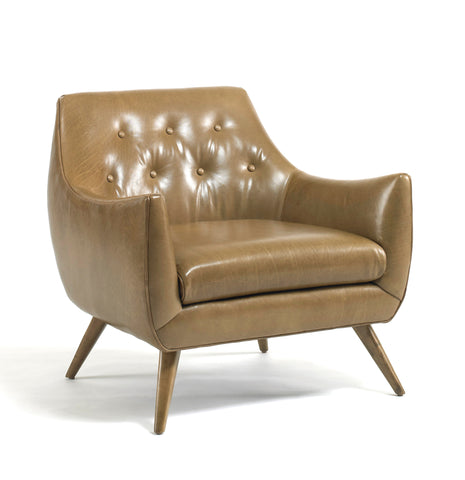 Marley Leather Chair - Precedent Furniture