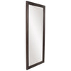 Maxwell Mirror in Espresso - Howard Elliott Collection at Luxe Home Philadelphia