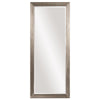 Maxwell Mirror in Silver Leaf - Howard Elliott Collection at Luxe Home Philadelphia