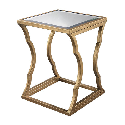 Metal Cloud Side Table - Dimond Home