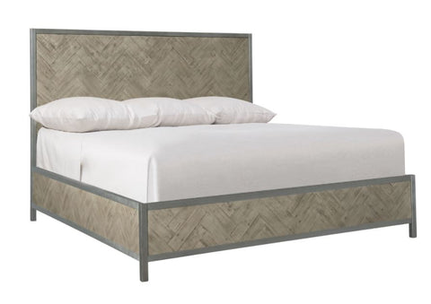 Milo Panel Bed - Bernhardt Loft